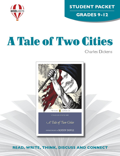 A Tale Of Two Cities Novel Unit Student Packet