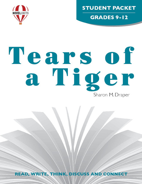 Tears Of A Tiger Novel Unit Student Packet