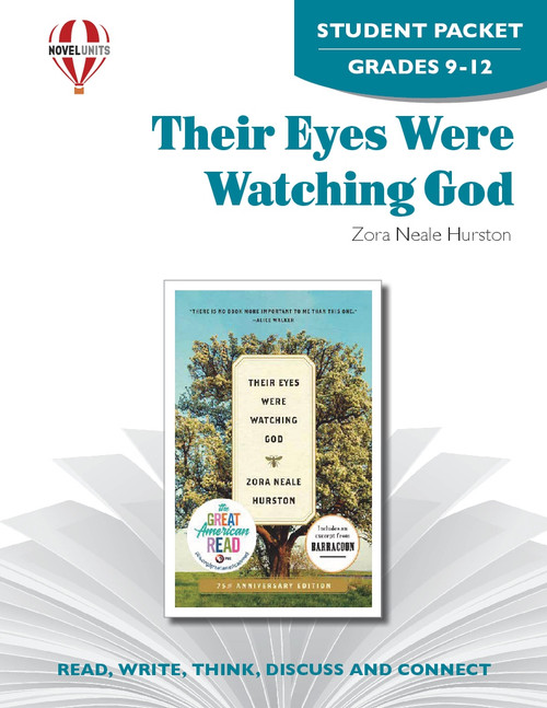 Their Eyes Were Watching God Novel Unit Student Packet