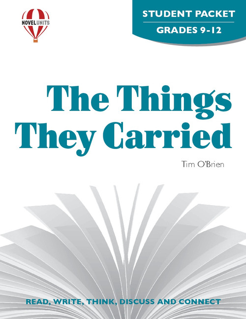 The Things They Carried Novel Unit Student Packet