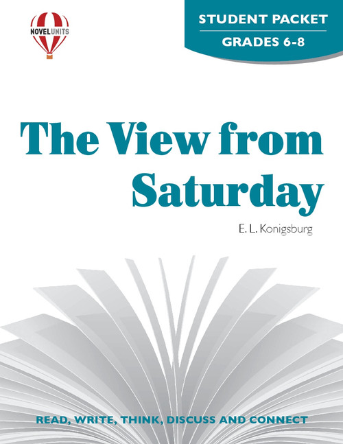 The View From Saturday Novel Unit Student Packet