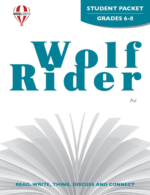 Wolf Rider Novel Unit Student Packet