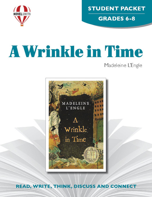 A Wrinkle In Time Novel Unit Student Packet