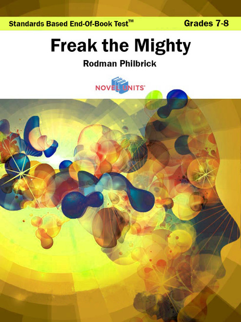 Freak The Mighty Standards Based End-Of-Book Test