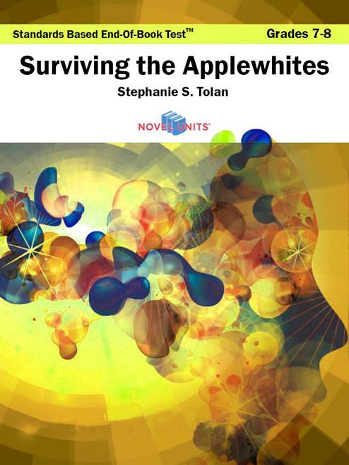 Surviving The Applewhites Standards Based End-Of-Book Test