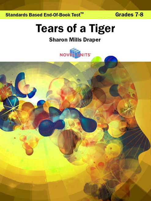 Tears Of A Tiger Standards Based End-Of-Book Test