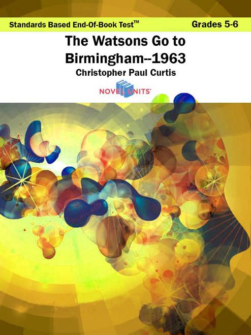 The Watsons Go To Birmingham--1963 Test