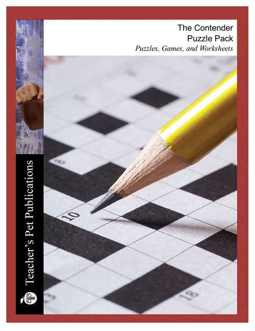 The Contender Puzzle Pack Worksheets, Activities, Games