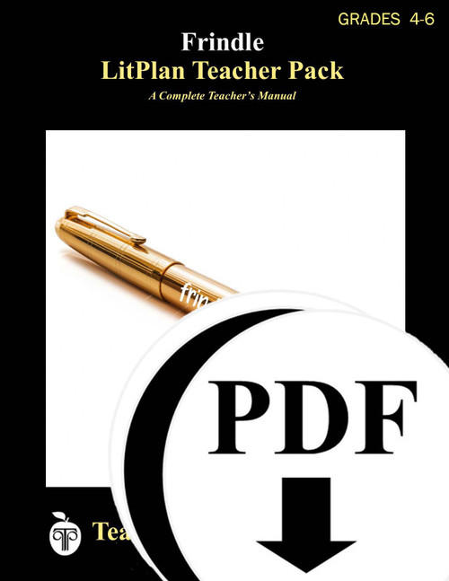 Frindle LitPlan Lesson Plans (Download)