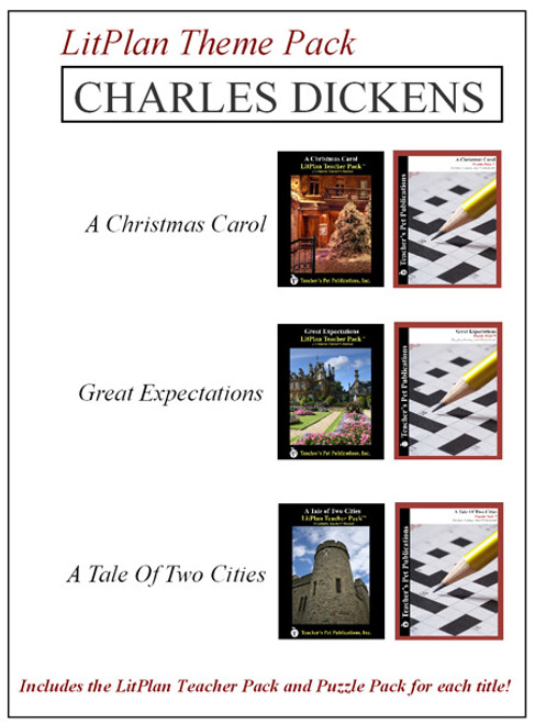 Theme Pack: Charles Dickens