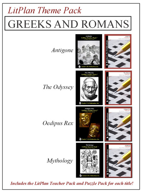 Theme Pack: Greeks And Romans