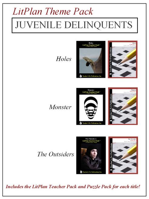 Theme Pack: Juvenile Delinquents