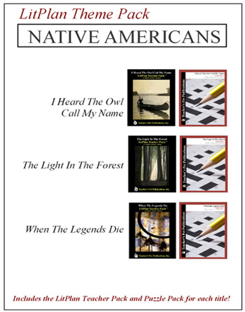 Theme Pack: Native Americans