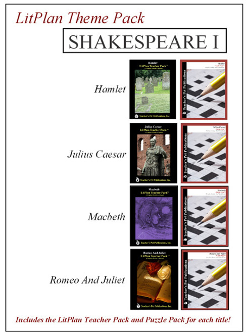 Theme Pack: Shakespeare I