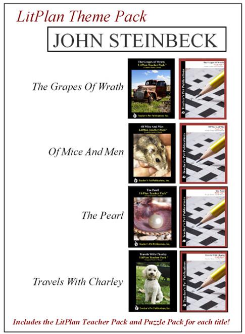 Theme Pack: John Steinbeck