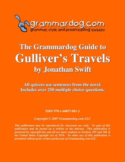 Gulliver's Travels Grammardog Guide