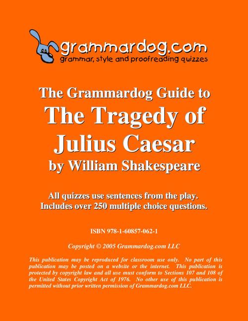 Julius Caesar Grammardog Guide