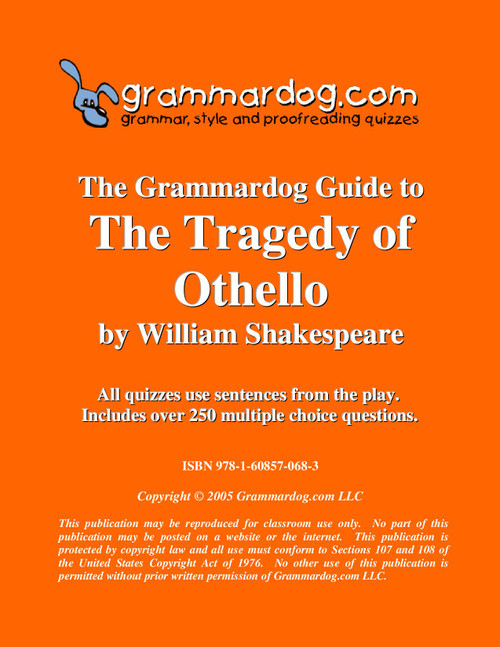 Othello Grammardog Guide