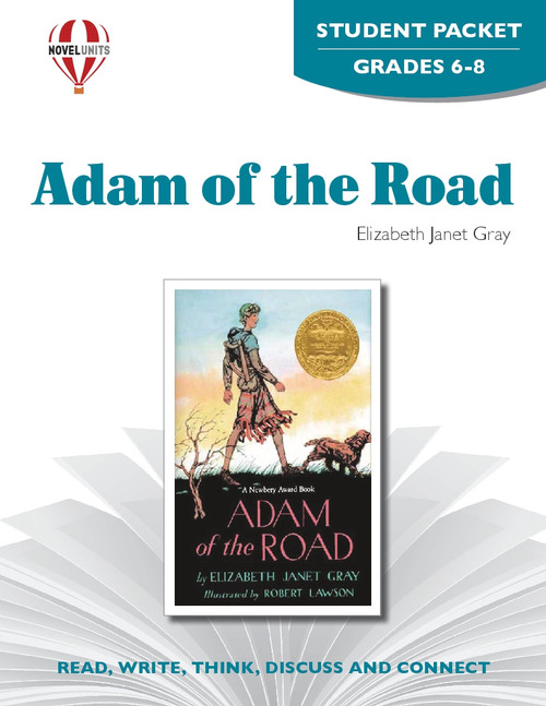 Adam Of The Road Novel Unit Student Packet
