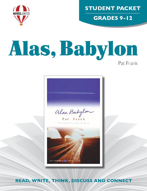 Alas, Babylon Novel Unit Student Packet