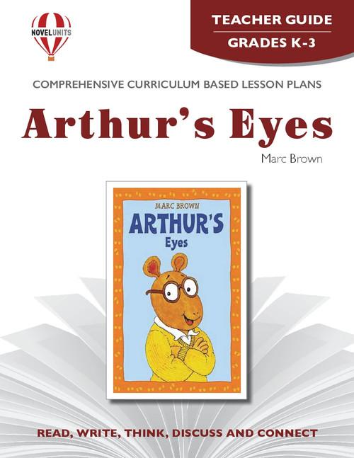 Arthur's Eyes Novel Unit Teacher Guide