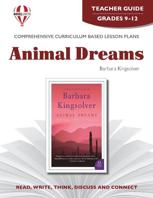 Animal Dreams Novel Unit Teacher Guide