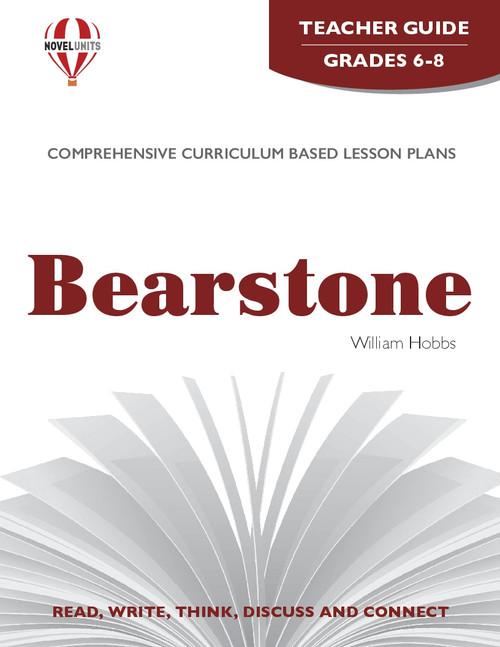 Bearstone Novel Unit Teacher Guide