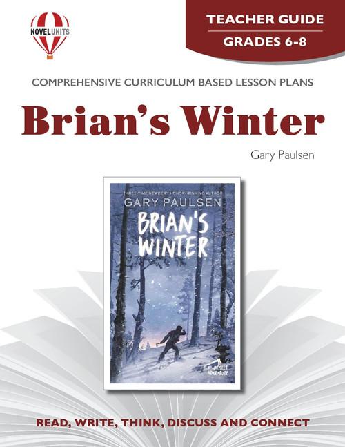 Brian's Winter  Novel Unit Teacher Guide