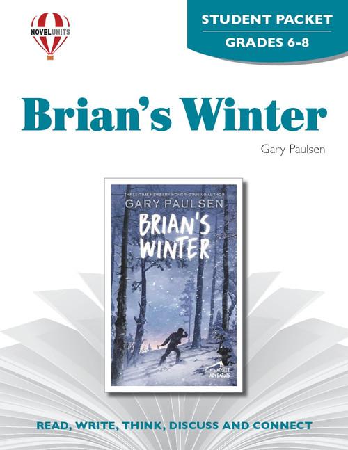 Brian's Winter Novel Unit Student Packet