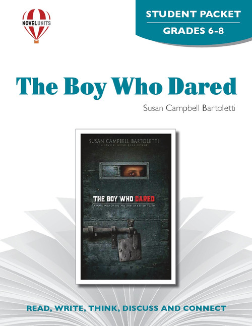 The Boy Who Dared Novel Unit Student Packet