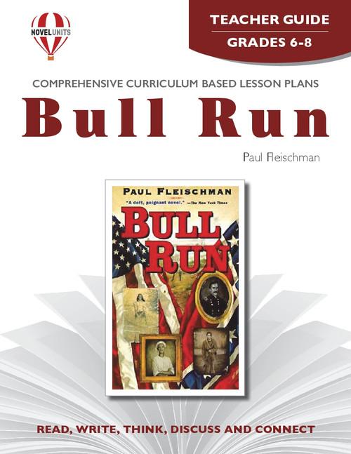 Bull Run Novel Unit Teacher Guide