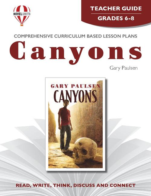 Canyons Novel Unit Teacher Guide