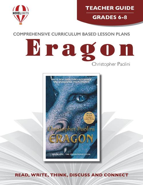 Eragon Novel Unit Teacher Guide