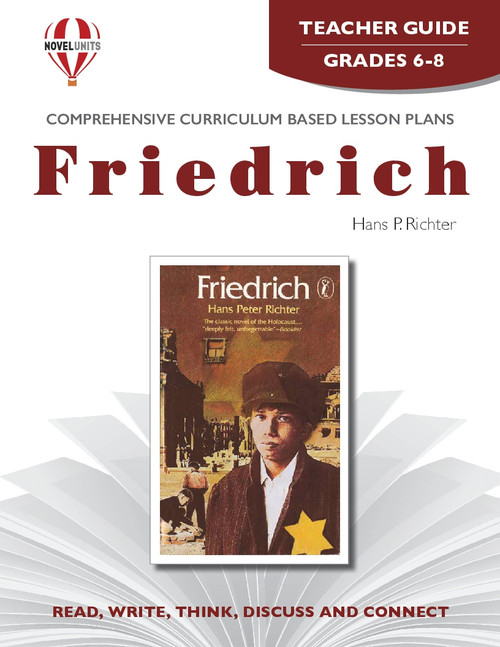 Friedrich Novel Unit Teacher Guide