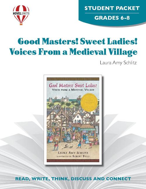 Good Masters! Sweet Ladies! Novel Unit Student Packet