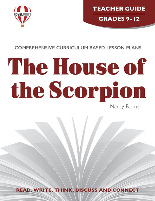 The House Of The Scorpion Novel Unit Teacher Guide