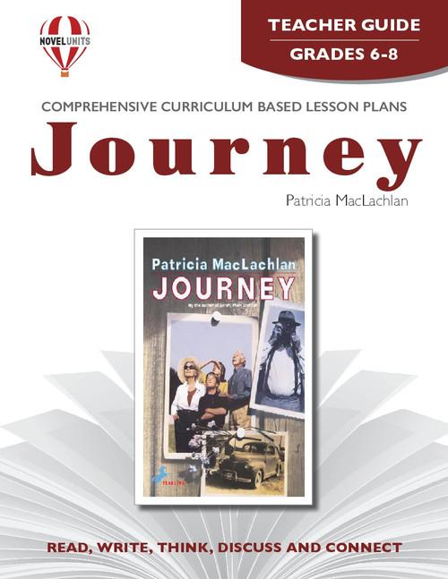 Journey Novel Unit Teacher Guide
