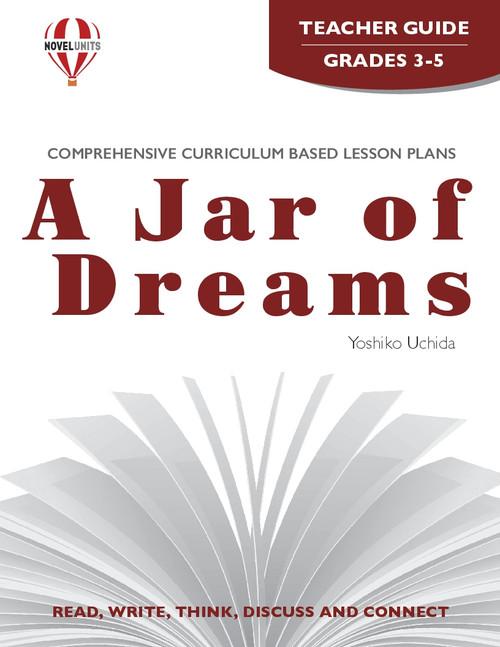 A Jar Of Dreams Novel Unit Teacher Guide