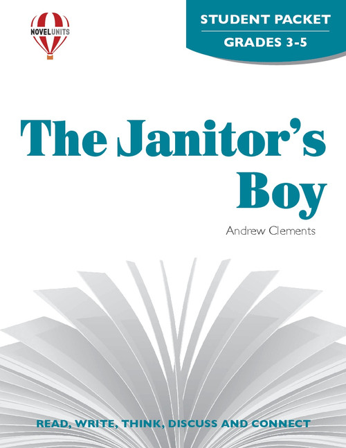 The Janitor's Boy Novel Unit Student Packet