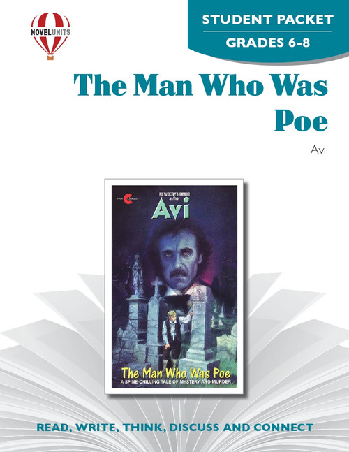 The Man Who Was Poe Novel Unit Student Packet