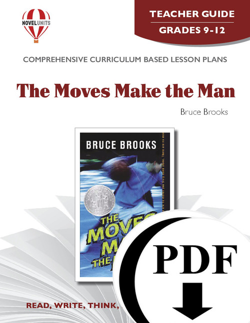 The Moves Make the Man Novel Unit Teacher Guide