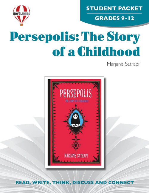 Persepolis: The Story Of A Childhood Novel Unit Student Packet