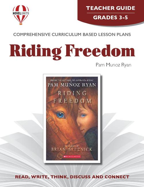 Riding Freedom Novel Unit Teacher Guide