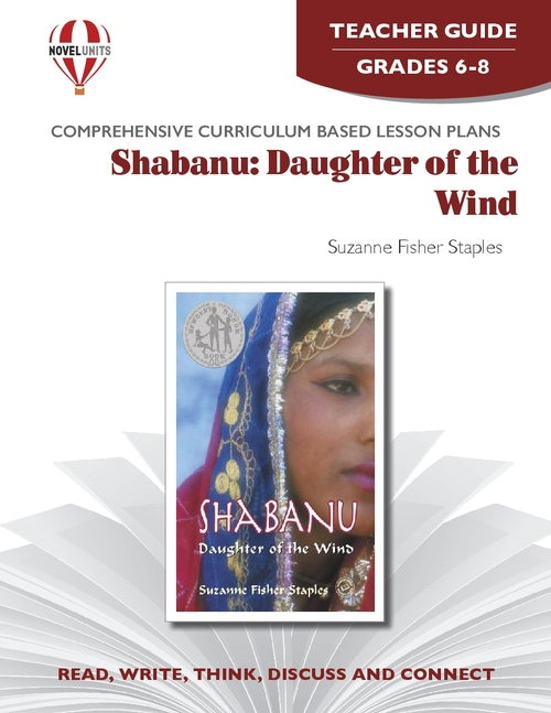 Shabanu: Daughter of the Wind Novel Unit Teacher Guide