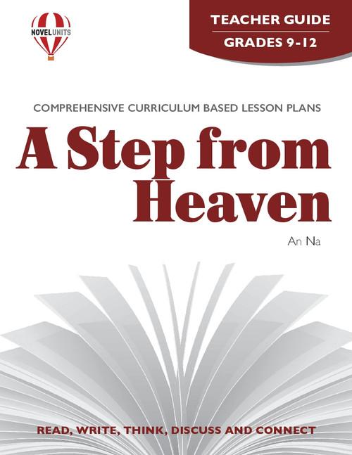 A Step From Heaven Novel Unit Teacher Guide