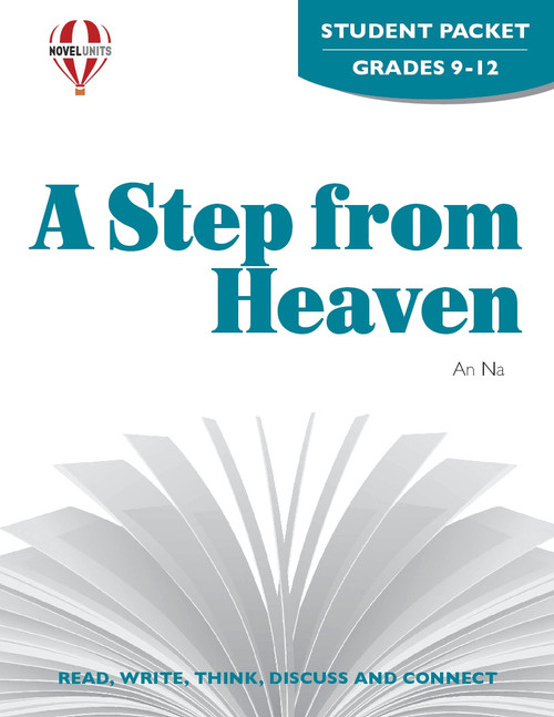 A Step From Heaven Novel Unit Student Packet