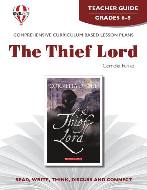 The Thief Lord Novel Unit Teacher Guide