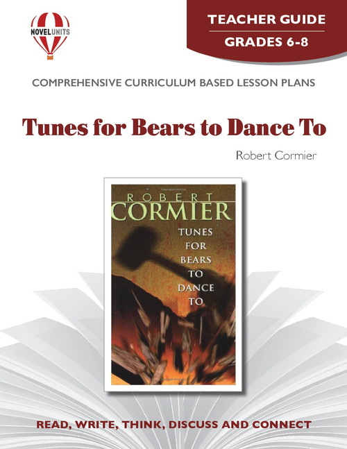 Tunes For Bears To Dance To Novel Unit Teacher Guide