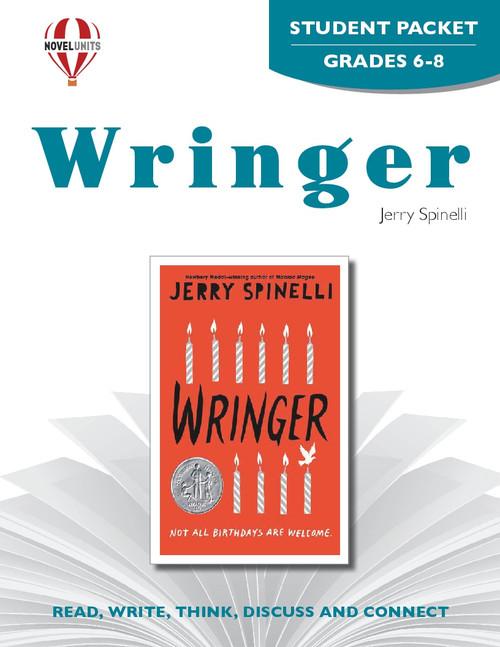 Wringer Novel Unit Student Packet