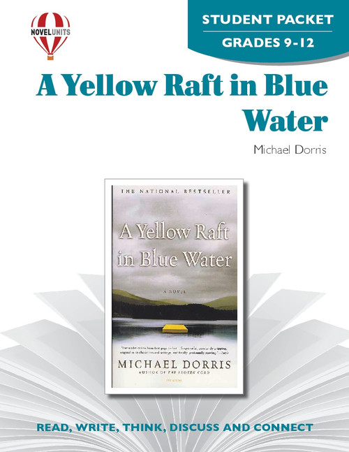 A Yellow Raft In Blue Water Novel Unit Student Packet PDF Download